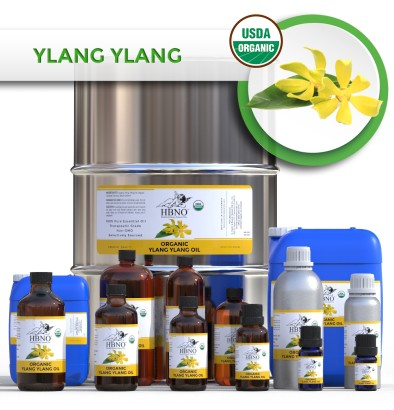 Ylang Essential Oil, ORGANIC