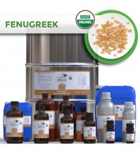 Fenugreek Essential Oil, ORGANIC