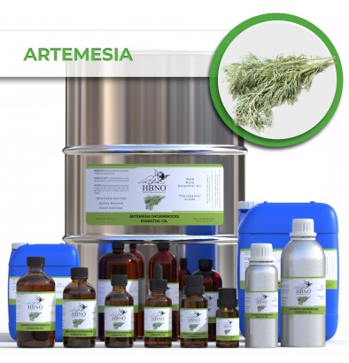 Artemesia (Wormwood/Mugwort/Armoise) Essential Oil