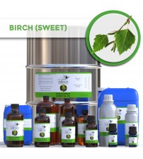 Birch (Sweet) Essential Oil - NATURAL TYPE