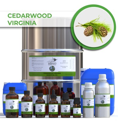 Cedarwood Virginia Essential Oil