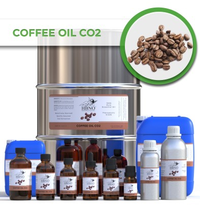 Coffee Oil Co2