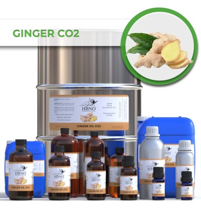 Ginger Oil Co2