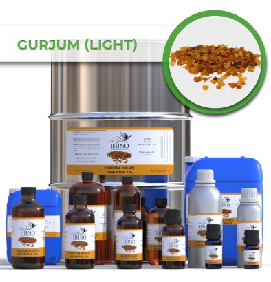 Gurjum (Light) Essential Oil