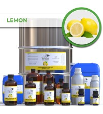 Lemon Essential Oil, Distilled