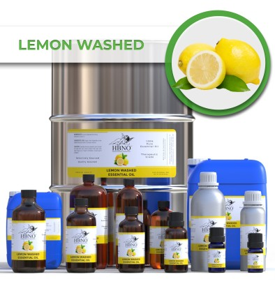 Lemon Washed Essential Oil