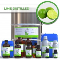 Lime Essential Oil (Distilled)