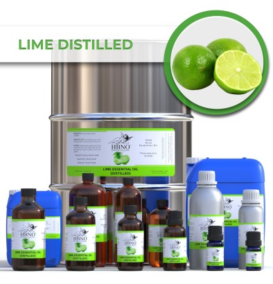 Lime Essential Oil (key lime) Cold Pressed
