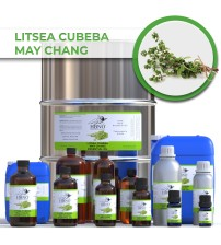 Litsea Cubeba May Chang Essential Oil