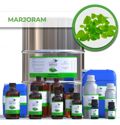 Marjoram Essential Oil, Spanish