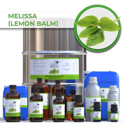 Melissa (Lemon Balm) Essential Oil