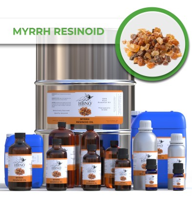 Myrrh Resinoid Oil