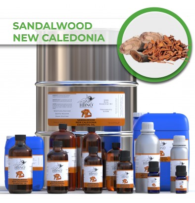 Sandalwood New Caledonia Essential Oil