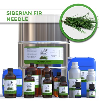 Siberian Fir Needle Essential Oil