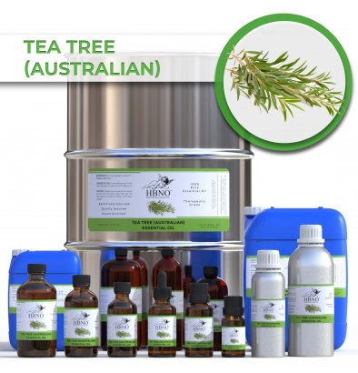 Tea Tree Essential Oil (Australian)