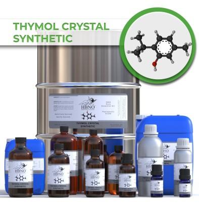 Thymol Crystal Synthetic