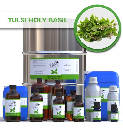 Tulsi Holy Basil Essential Oil