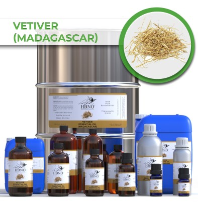 Vetiver Essential Oil Madagascar
