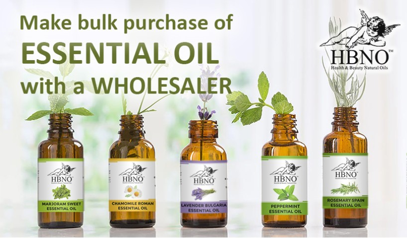 Make Bulk Purchase of Essential Oil with A Wholesaler