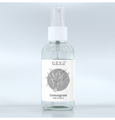 Lemongrass Body Oil Spray