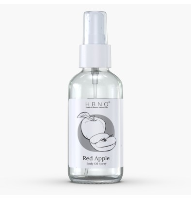 Red Apple Body Oil Spray