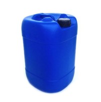 1.3 Gallon (5 liters) Blue HDPE Plastic Container with Tamper Evident Cap 180 units @ $6.95