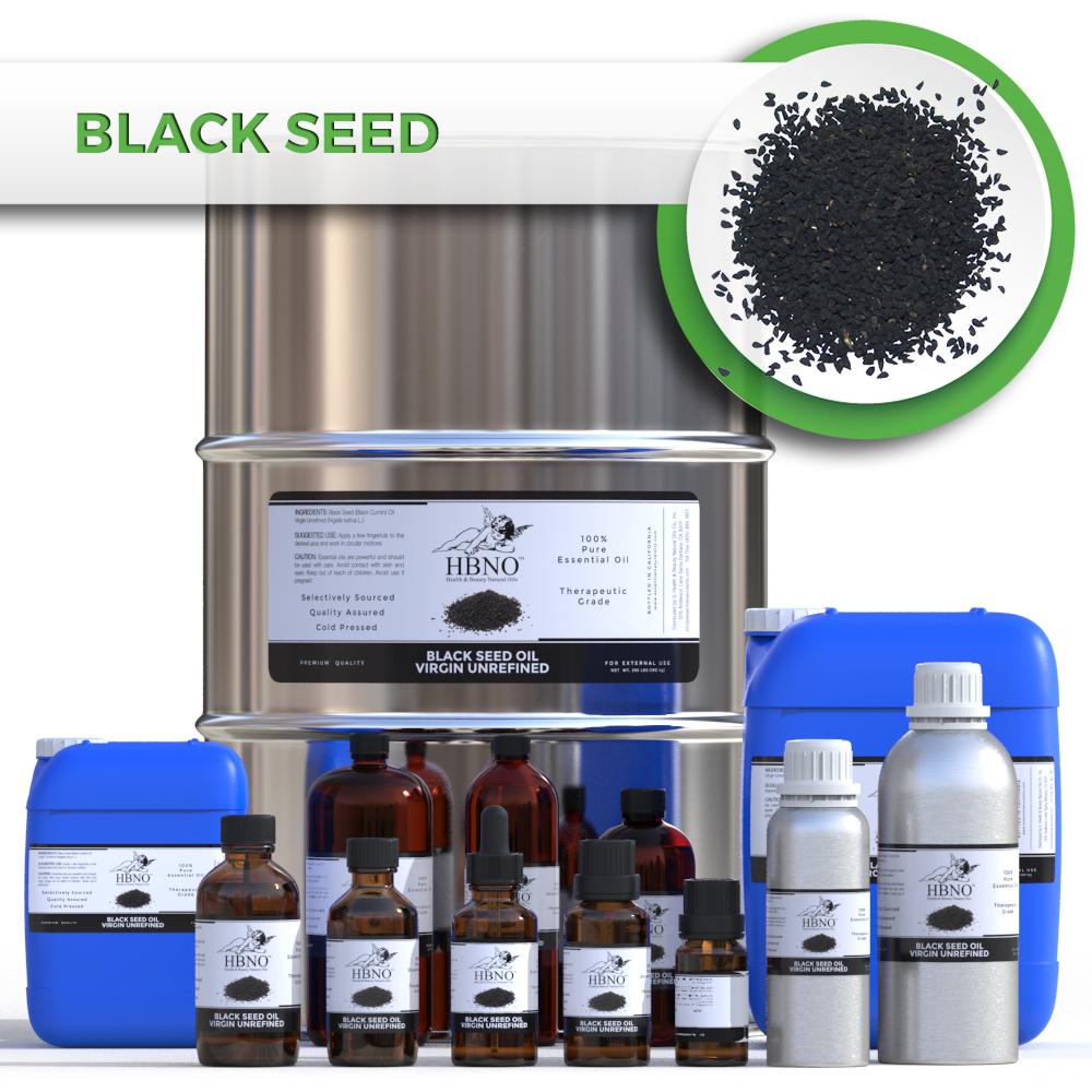 Buy Black Cumin Seed Unrefined Oil Wholesale - Essential